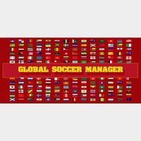 [𝐈𝐍𝐒𝐓𝐀𝐍𝐓] Global Soccer Manager(Steam Key Global)