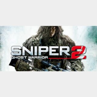 Sniper: Ghost Warrior 2  (Steam Key Global)