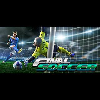 [𝐈𝐍𝐒𝐓𝐀𝐍𝐓] Final Soccer VR (Steam Key Global)