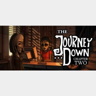 The Journey Down: Chapter Two  (Steam Key Global)