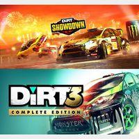 DiRT 3 Complete Edition ➕ DiRT Showdown (Steam Key Global)