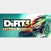 DiRT 3 Complete Edition (Steam Key Global)