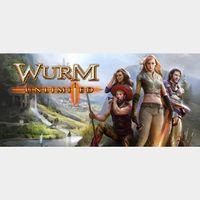 Wurm Unlimited  (Steam Key Global)