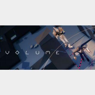 [𝐈𝐍𝐒𝐓𝐀𝐍𝐓]Volume(Steam Key Global)