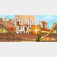 [𝐈𝐍𝐒𝐓𝐀𝐍𝐓]Pumped BMX +(Steam Key Global)