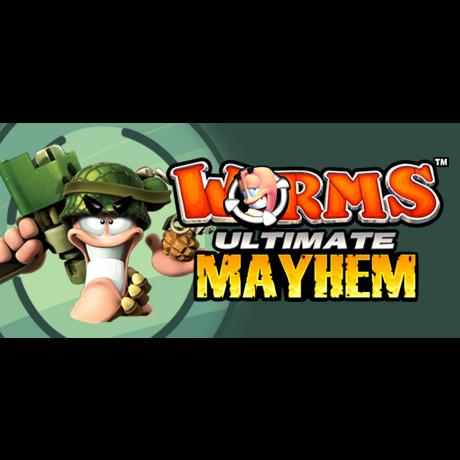 [𝐈𝐍𝐒𝐓𝐀𝐍𝐓]Worms Ultimate Mayhem(Steam Key Global)