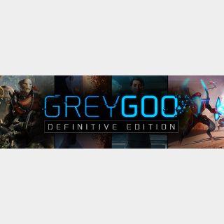 Grey Goo Definitive Edition steam key global