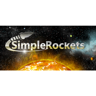 [𝐈𝐍𝐒𝐓𝐀𝐍𝐓]SimpleRockets(Steam Key Global)