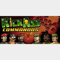 [𝐈𝐍𝐒𝐓𝐀𝐍𝐓]Kick Ass Commandos (Steam Key Global)