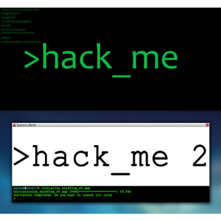 hack_me and hack_me 2 (Steam Key Global)