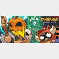 [𝐈𝐍𝐒𝐓𝐀𝐍𝐓]Bardbarian (Steam Key Global)