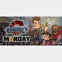 🔑  Randal's Monday   Steam CD Key  [𝐈𝐍𝐒𝐓𝐀𝐍𝐓]