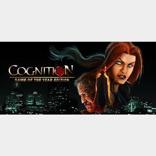 [𝐈𝐍𝐒𝐓𝐀𝐍𝐓]Cognition: An Erica Reed Thriller(Steam Key Global)