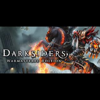 Darksiders Warmastered Edition   (Steam Key Global)