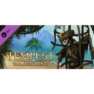 🔑  Tempest - Treasure Lands   Steam CD Key  [𝐈𝐍𝐒𝐓𝐀𝐍𝐓]