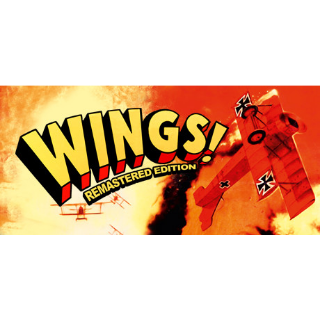 Wings! Remastered Edition  (Steam Key Global)