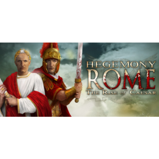 [𝐈𝐍𝐒𝐓𝐀𝐍𝐓] Hegemony Rome: The Rise of Caesar (Steam Gift Global)