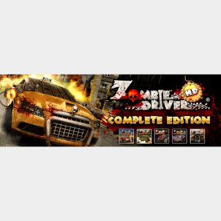[𝐈𝐍𝐒𝐓𝐀𝐍𝐓]Zombie Driver HD Complete Edition(Steam Key Global)