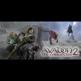 🔑   Avadon 2: The Corruption   Steam CD Key [𝐈𝐍𝐒𝐓𝐀𝐍𝐓]