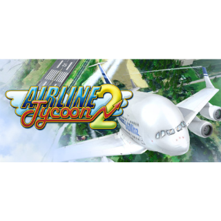 Airline Tycoon 2  (Steam Key Global)
