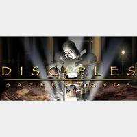[𝐈𝐍𝐒𝐓𝐀𝐍𝐓] Disciples Sacred Lands Gold(Steam Key Global)