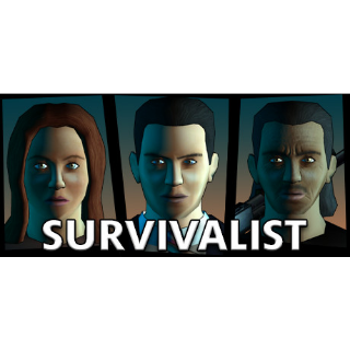 [𝐈𝐍𝐒𝐓𝐀𝐍𝐓]Survivalist(Steam Key Global)