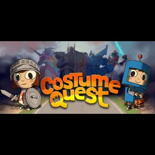 Costume Quest  Steam CD Key  [𝐈𝐍𝐒𝐓𝐀𝐍𝐓]