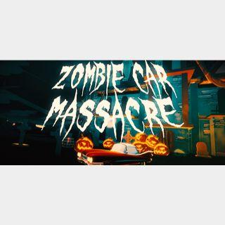 🔑 ZOMBIE CAR MASSACRE  Steam CD Key  [𝐈𝐍𝐒𝐓𝐀𝐍𝐓]