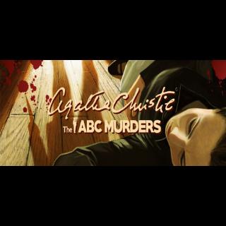 Agatha Christie - The ABC Murders (Steam Key Global)