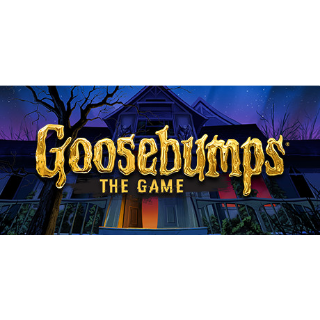[𝐈𝐍𝐒𝐓𝐀𝐍𝐓] Goosebumps: The Game(Steam Key Global)
