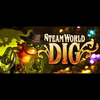 SteamWorld Dig (Steam Gift Global)