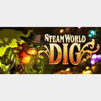 SteamWorld Dig (Steam Gift Global)