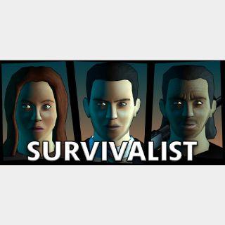 [𝐈𝐍𝐒𝐓𝐀𝐍𝐓]Survivalist(Steam Key Global)