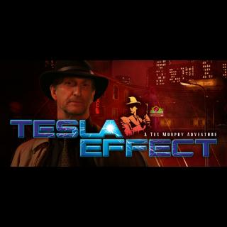 Tesla Effect: A Tex Murphy Adventure   (Steam Key Global)