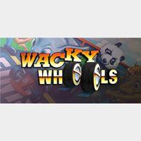 [𝐈𝐍𝐒𝐓𝐀𝐍𝐓] Wacky Wheels (Steam Key Global)