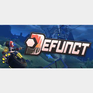 Defunct  (Steam Key Global)