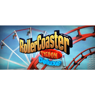 [𝐈𝐍𝐒𝐓𝐀𝐍𝐓] RollerCoaster Tycoon Deluxe(Steam Key Global)