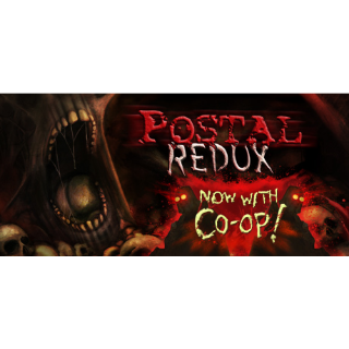 POSTAL Redux  (Steam Key Global)