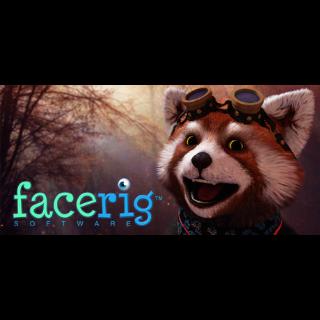 FaceRig   (Steam Key Global)