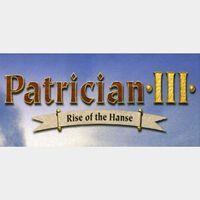 [𝐈𝐍𝐒𝐓𝐀𝐍𝐓] Patrician III (Steam Key Global)