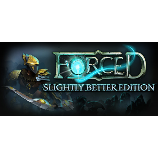 [𝐈𝐍𝐒𝐓𝐀𝐍𝐓] FORCED: Slightly Better Edition / Steam Gift