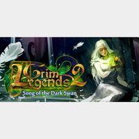 [𝐈𝐍𝐒𝐓𝐀𝐍𝐓] Grim Legends 2: Song of the Dark Swan(Steam Key Global)