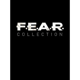 F.E.A.R. Collection STEAM KEY GLOBAL