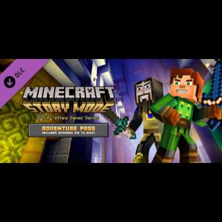 [𝐈𝐍𝐒𝐓𝐀𝐍𝐓] Minecraft: Story Mode - Adventure Pass(Steam Key Global)
