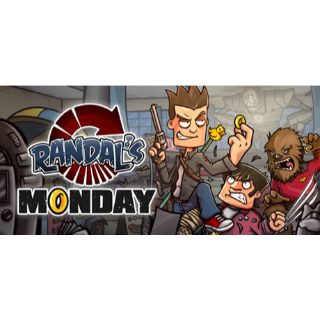 🔑  Randal's Monday   Steam CD Key  [𝐈𝐍𝐒𝐓𝐀𝐍𝐓]