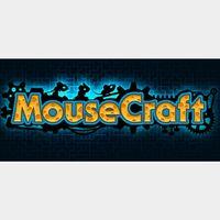 [𝐈𝐍𝐒𝐓𝐀𝐍𝐓]MouseCraft (Steam Key Global)