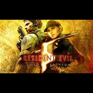 Resident Evil 5: Gold