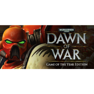 Warhammer® 40,000: Dawn of War® - Game of the Year Edition - STEAM KEY - INSTANT DELIVERY