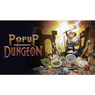 Popup Dungeon - STEAM KEY - FAST DELIVERY