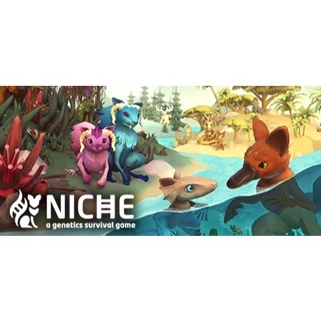 Niche - A Genetics Survival Game - INSTANT DELIVERY